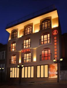 Hotel Concorde, Hotely  Veliko Tŭrnovo - big - 1
