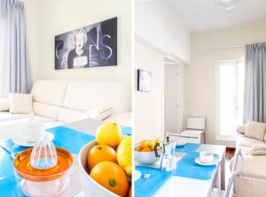Appartements Villa Les Palmes, Ferienwohnungen  Cannes - big - 11