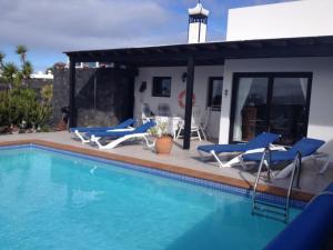 Villa Burgao, Villen  Playa Blanca - big - 21