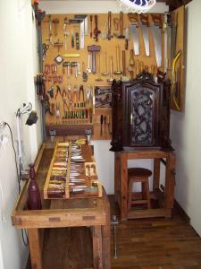 Apartamento do Escultor, Priváty  Belo Horizonte - big - 19