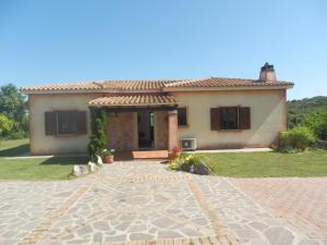 Villa Cudaciolu, Villen  Arzachena - big - 14