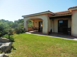 Villa Cudaciolu, Villen  Arzachena - big - 12