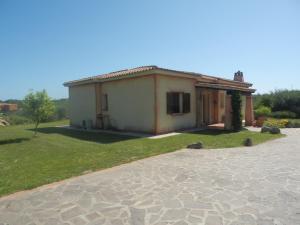 Villa Cudaciolu, Villen  Arzachena - big - 5