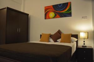 Panoramic Apartment Luxury Studio / Seagull Complex, Ferienwohnungen  Nuwara Eliya - big - 11