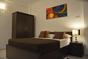 Panoramic Apartment Luxury Studio / Seagull Complex, Ferienwohnungen  Nuwara Eliya - big - 8