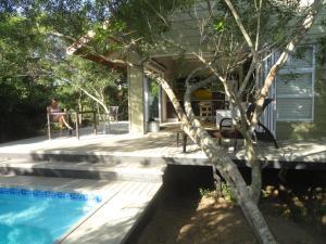 小木屋 - 带私人游泳池 - 2