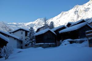 Alpenhof, Apartmány  Saas-Fee - big - 7