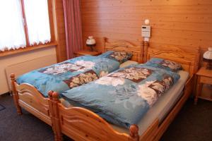 Alpenhof, Apartmanok  Saas-Fee - big - 9