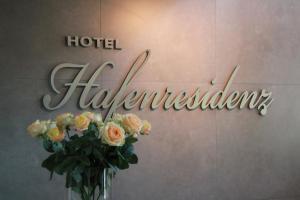 Hotel Hafenresidenz Stralsund, Szállodák  Stralsund - big - 38