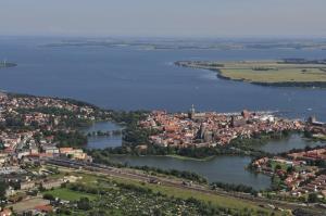 Hotel Hafenresidenz Stralsund, Szállodák  Stralsund - big - 36