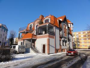 Apartamenty Mini-Max, Apartmány  Giżycko - big - 32