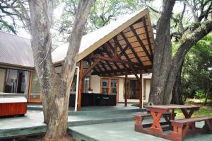 自炊式小屋