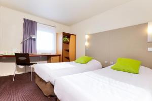 Двухместный номер с 2 отдельными кроватями