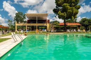 Balcón del Río, Hotel de Campo y Cabañas, Hotely  Mina Clavero - big - 16