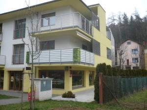 Apartmán Anežka, Apartmanok  Luhačovice - big - 19