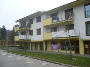 Apartmán Anežka, Apartmanok  Luhačovice - big - 9