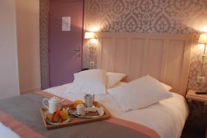 Hôtel Les Fleurs, Hotely  Pontaubert - big - 9
