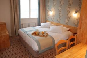 Hôtel Les Fleurs, Hotely  Pontaubert - big - 15