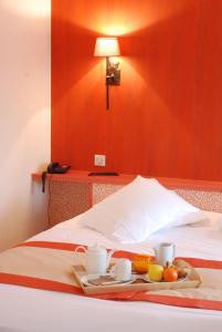 Hôtel Les Fleurs, Hotely  Pontaubert - big - 8