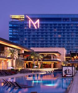 M Resort Spa & Casino, Rezorty  Las Vegas - big - 9