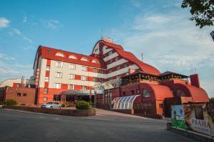 Отель Прага, Ужгород