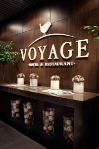 Voyage Hotel, Hotely  Karagandy - big - 25
