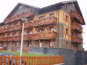 Apartmán Vysoké Tatry, Apartmány  Veľká Lomnica - big - 28