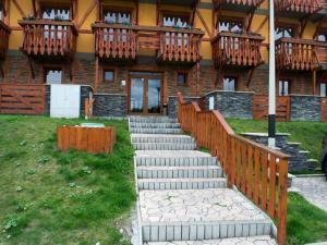 Apartmán Vysoké Tatry, Apartmány  Veľká Lomnica - big - 22