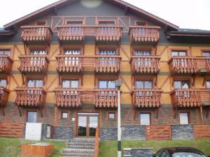 Apartmán Vysoké Tatry, Apartmány  Veľká Lomnica - big - 31