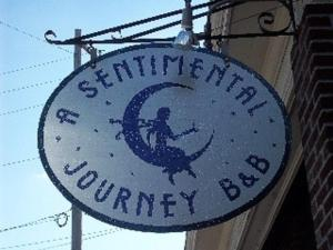 A Sentimental Journey Bed and Breakfast, Panziók  Gettysburg - big - 59