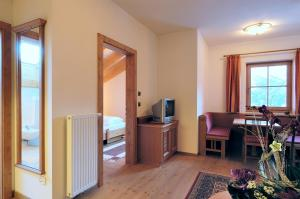 Apartments Hubertushof, Aparthotels  Toblach - big - 13
