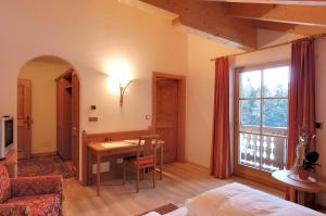 Apartments Hubertushof, Aparthotels  Toblach - big - 11