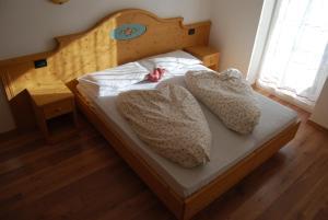 Residence Ciasa Alpe, Apartmanok  Vigo di Fassa - big - 4