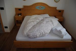 Residence Ciasa Alpe, Apartmanok  Vigo di Fassa - big - 3
