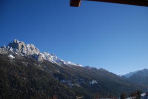 Residence Ciasa Alpe, Apartmanok  Vigo di Fassa - big - 21