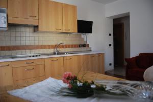 Residence Ciasa Alpe, Apartmanok  Vigo di Fassa - big - 2