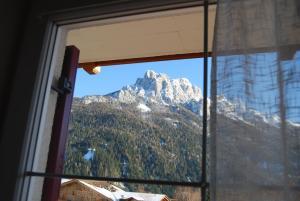 Residence Ciasa Alpe, Apartmanok  Vigo di Fassa - big - 9