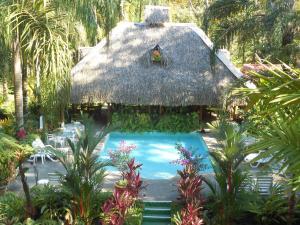 Hotel La Palapa Eco Lodge Resort, Portalón
