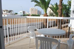 Flisvos Beach Apartments, Apartmány  Protaras - big - 19