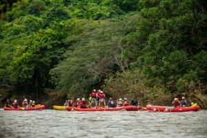 Rodavento Natural, Lodges  Jalcomulco - big - 33