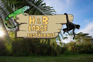 H&B Lodge Restaurant, Лоджи  Tambor - big - 13