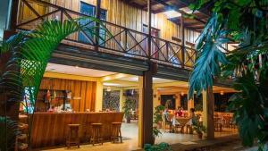 H&B Lodge Restaurant, Лоджи  Tambor - big - 1