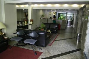 Praça da Liberdade Hotel, Отели  Белу-Оризонти - big - 19