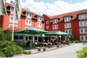Hotel Ara, Szállodák  Ingolstadt - big - 10