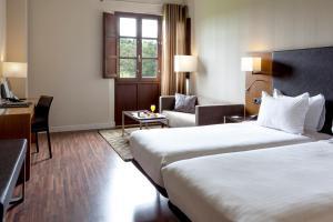 Hotel Oca Vila de Allariz, Hotels  Allariz - big - 10