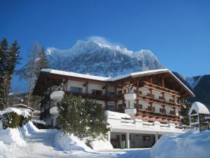 Alpenappartements Cristall, Apartmány  Ehrwald - big - 19