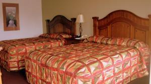 Sunset Inn and Suites, Motelek  Fredericksburg - big - 4