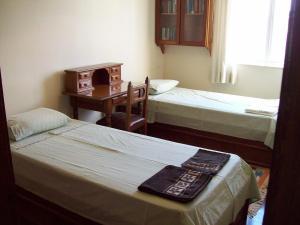 Apartamento do Escultor, Priváty  Belo Horizonte - big - 4