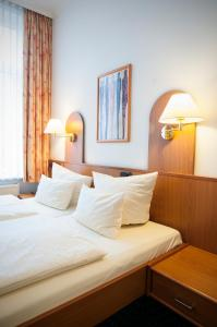 Hotel Lindenhof, Hotely  Lübeck - big - 18
