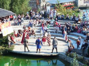 Etno selo Stanisici & Hotel Pirg, Hotel  Bijeljina - big - 43